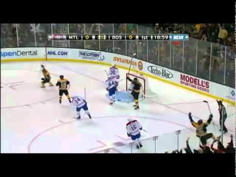 Boston Bruins vs Montreal Canadiens Playoffs 2011 the Rivalry Continues