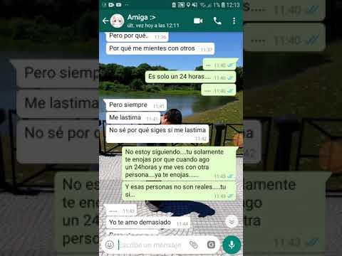El Chat Del Amor Roto.....
