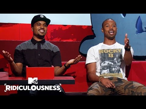 Michael B. Jordan Yells at Kids Online | Ridiculousness from YouTube · Duration:  5 minutes 27 seconds