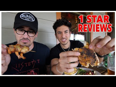 Eating At The WORST Reviewed Restaurant In Baton Rouge, Louisiana (1 STAR)