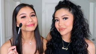 MARQUEZ SISTERS GET READY FT. NICOLE!!
