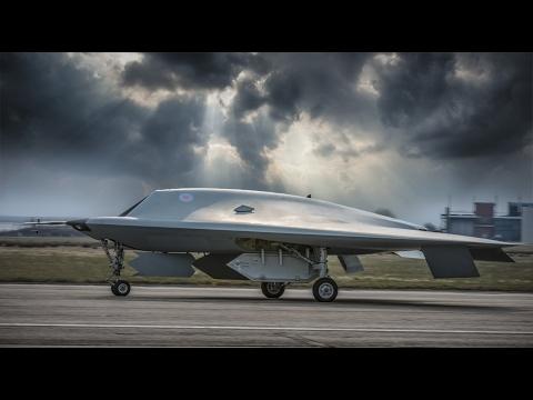 Test Flight Operations Of UK Combat Drone/UAV Taranis