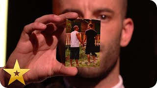 Darcy Oake turns back time to honour his brother   BGT: The Champions