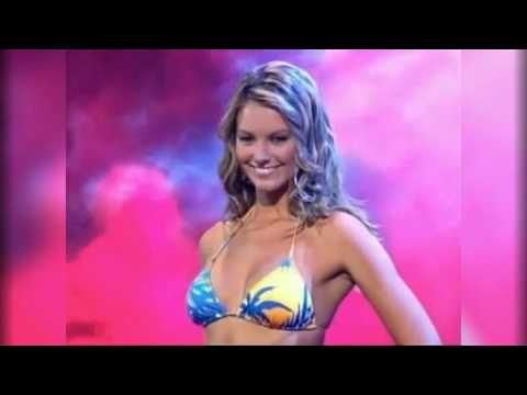 Miss Universe Winners 2000-2009 in the Swimsuit Competition