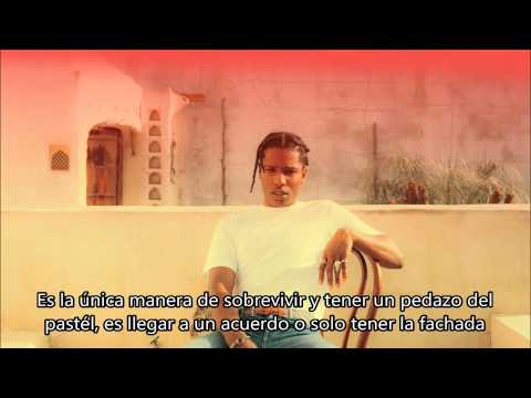 A$AP Rocky - Everyday ft. Rod Stewart x Miguel x Mark Ronson (Subtitulado en Español)