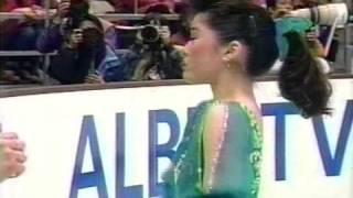 Kristi Yamaguchi (USA) - 1992 Albertville, Ladies