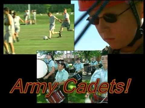 Royal Canadian Army Cadets 30 Second PSA