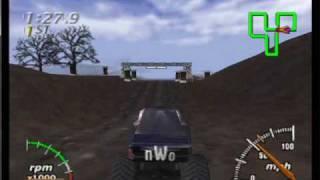 Monster Truck Madness for N64