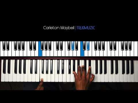 Ella Mai - She Don't EASY PIANO TUTORIAL