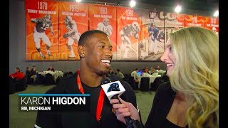 "Senior Bowl Q&A: Can Prospects Match Cam Newton's ""Drip""?"