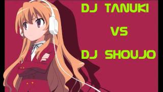 Tanuki vs Shoujo mix by DJKentai 08-11-2011 ( Jcore & UK Hardcore mix )
