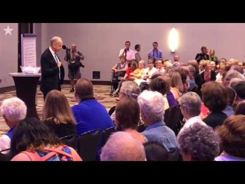 Jerry Moran town hall meeting