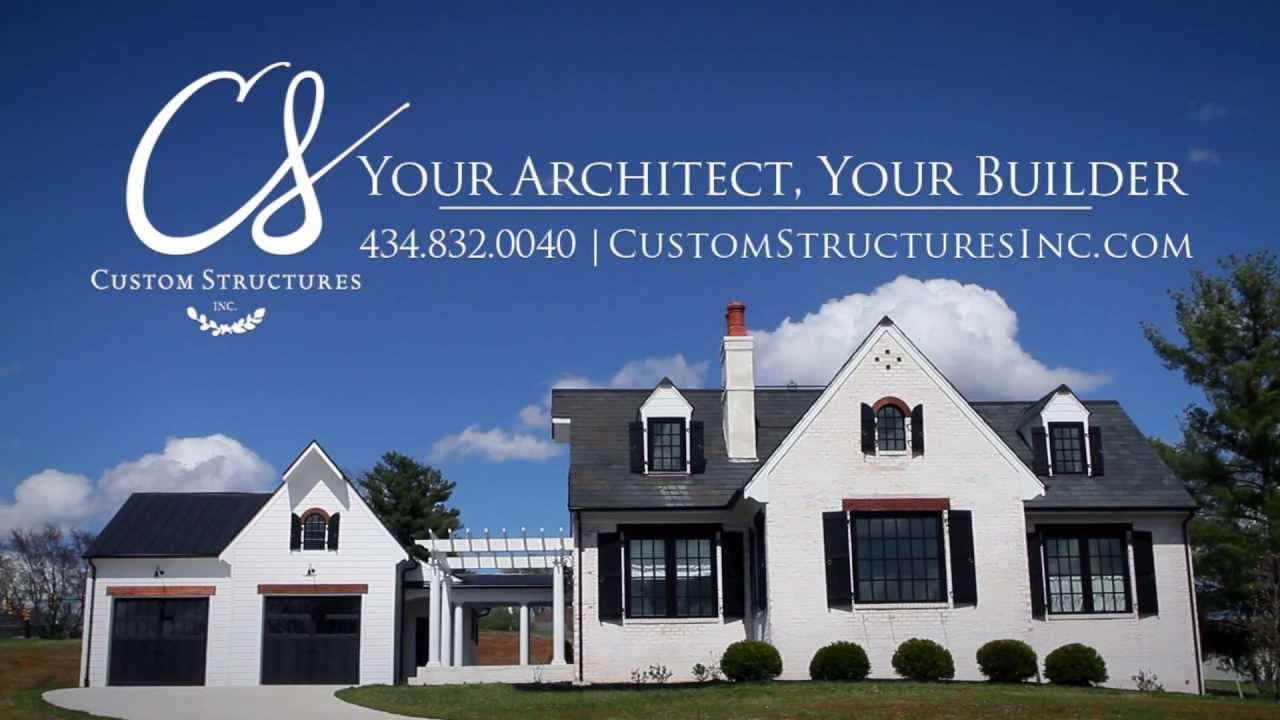 Custom Structures Inc.: Your Custom Home Builder In Lynchburg, VA ...