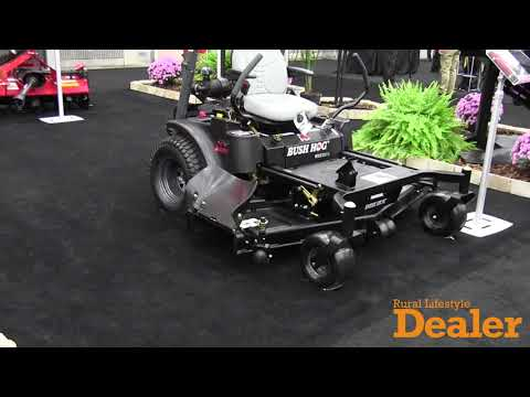 Bush Hog's Enhanced Zero-Turn Mower