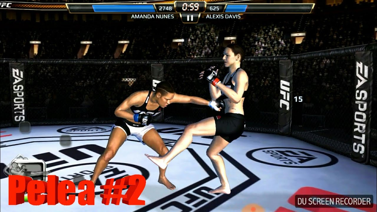 Download Amanda Nunes VS Alexis Davis Pelea #2 (UFC)