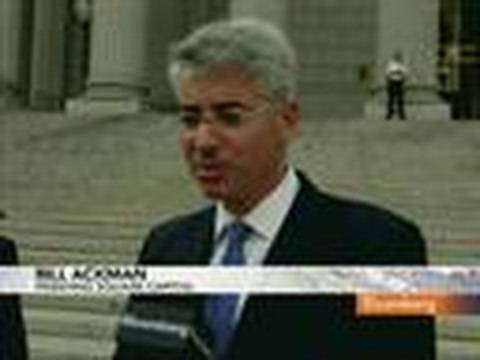 Bill Ackman Discusses Stuyvesant Town Project Hearing: Video