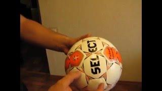 Мяч футзальный Select Futsal Attack(, 2012-10-15T19:51:54.000Z)