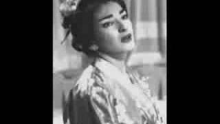 Maria Callas - Madame Butterfly - Tu Tu Piccolo Iddio!