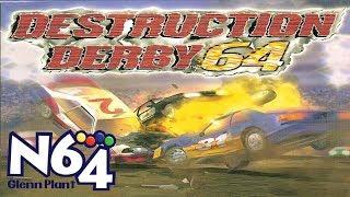 Destruction Derby 64 - Nintendo 64 Review - HD