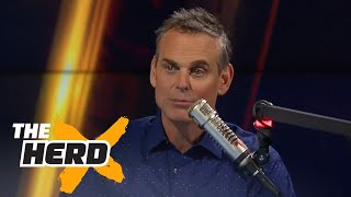 The 'LeBron doesn't take over a series' myth should die | THE HERD