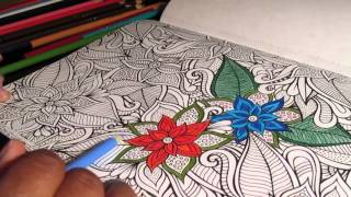 ASMR| Coloring pt. 2 & gum chewing
