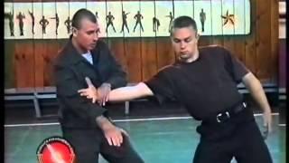 Рукопашный бой спецназа - специальная техника