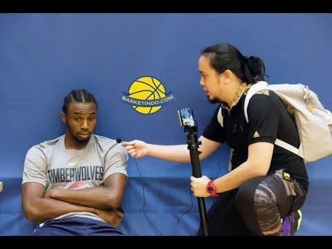 Andrew Wiggins 1 on 1 Interview with www.basketindo.com