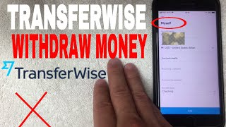 ✅  How To Withdraw Money From Transferwise Account Tutorial 🔴