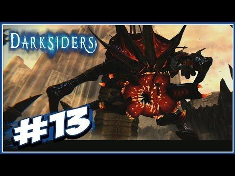 DARKSIDERS #13 - ESTIGENO, VERME GIGANTE COMERDOR DE CUS!!   - Legendado PT-BR PS4 PRO