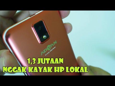 Review : Advan i5E Classy Gold 2 Indonesia