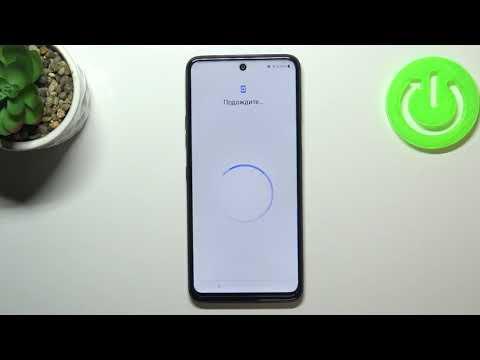 Как настройить LG K62 Plus. Первая настройка LG K62 Plus