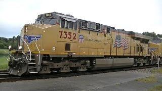 08/15/14 Union Pacific Intermodal at Dade City, Florida. (Q170-15)