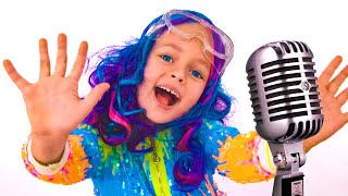 Song of Talent Show | Kids Song by Maya and Mary