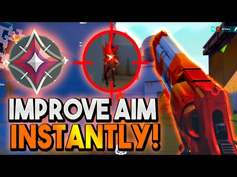 How to INSTANTLY IMPROVE YOUR AIM in VALORANT (NO CLICKBAIT)