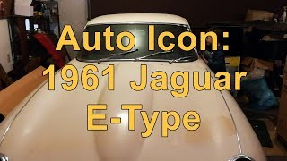 A Car Story: 1961 Jaguar E-Type