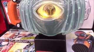 仮面ライダーゴースト 変身ベルト DXゴーストドライバー 2015 10 9 西銘...