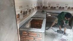 ستائر بوطاجي المطبخ