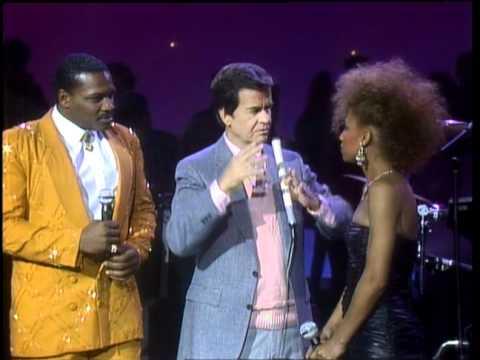 Dick Clark Interviews Alexander O'Neal & Cherrelle - American Bandstand 1986