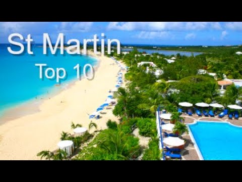 st martin and st