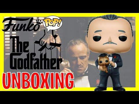Funko Pop Vito Corleone El Padrino Bogotá Colombia