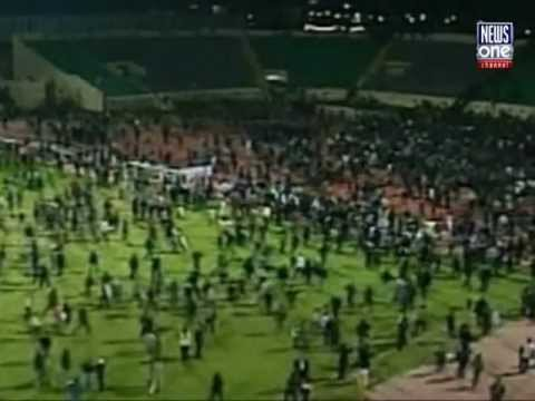 Egypt kill football fans clash (NewsOne)