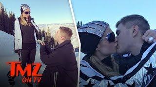 Paris Hilton Is Off The Market! | TMZ TV