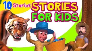 Ten Stories for Kids Collection | Infobells