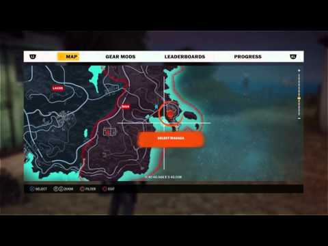 Just Cause 3 - Unlock Mission Requirements (Liberate Settlements) Place Waypoints Tutorial Details