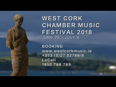 West Cork Chamber Music Festival 2018