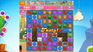 Candy Crush Saga, Level 1367, No Boosters, Three Stars