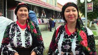 Фестиваль БОРЩА В БОРЩЁВЕ. Украина, Тернопольская область