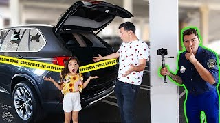 Our CAR Got BROKEN INTO * PRANK* | Jancy Family