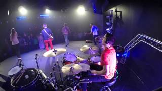 Hillsong - Cornerstone - Live Cover