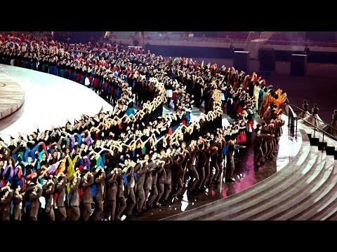 Kochari Dance -  BEST PERFORMANCE! At Baku 2015 European Games. Azerbaijan Kochari Yalli Azeri Dance